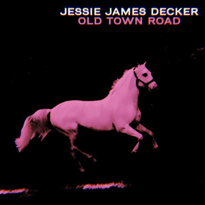 Old Town Road (Jessie James Decker Version) cover art