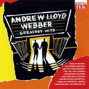 Andrew Lloyd Webber Greatest Hits album