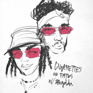Cigarettes On Patios  - Remix cover art