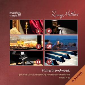 Hintergrundmusik, Vol. 7 - 12 - Gemafreie Musik zur Beschallung von Hotels & Restaurants (inkl. Klaviermusik) [Background Music]