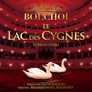 Le Lac des Cygnes, Op.20: Acte I, Pas de Trois cover art