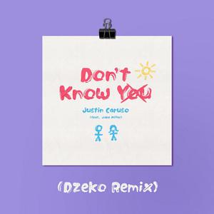 Don't Know You (feat. Jake Miller) [Dzeko Remix]