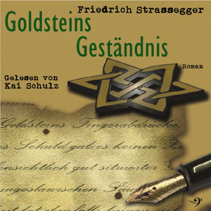 Goldsteins Geständnis Audiobook