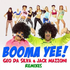 Booma Yee - Deyman Remix cover art