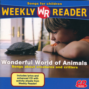 Wonderful World Of Animals album