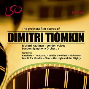 Dimitri Tiomkin: The Greatest Film Scores album