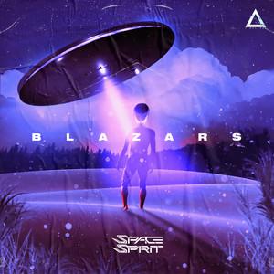 Blazars cover art