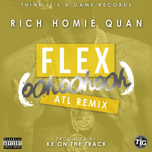 Flex (Ooh, Ooh, Ooh) [KE On The Track Remix] - Single