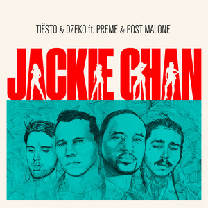 Tiesto & Dzeko Ft Preme & Post Malone – Jackie Chan (Studio Acapella)