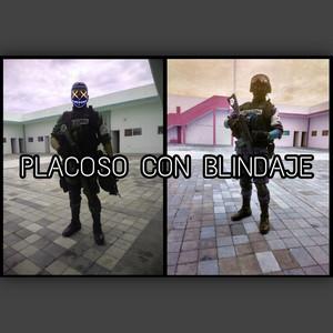 Placoso Con Blindaje