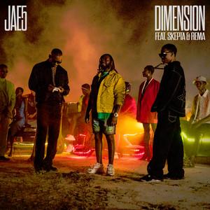JAE5, Skepta, Rema - Dimension (feat. Skepta & Rema)