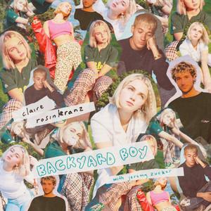 Backyard Boy (with Jeremy Zucker) by Claire Rosinkranz, Jeremy Zucker
