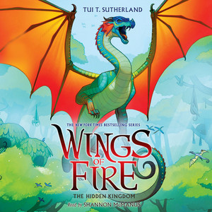 The Hidden Kingdom - Wings of Fire 3 (Unabridged)