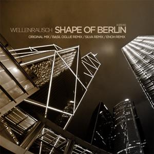 Shape of Berlin - Basil O'Glue Remix cover art