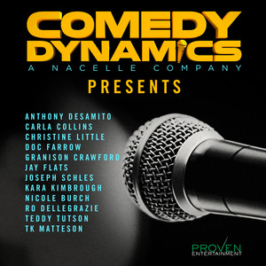 Comedy Dynamics Presents