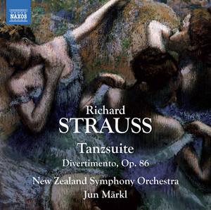 R. Strauss: Tanzsuite & Divertimento aus Klavierstücken von François Couperin