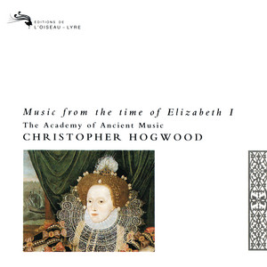 Music from the Time of Elizabeth I album