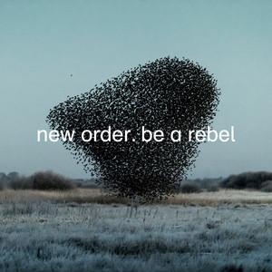 Be a Rebel - Edit cover art