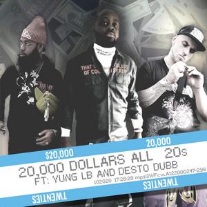 20,000 Dollars All 20s cover art