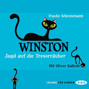 Winston, Teil 3: Jagd auf die Tresorräuber Hörbuch kostenlos