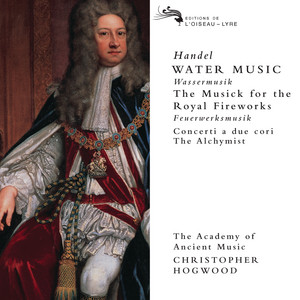 Music for the Royal Fireworks: Suite HWV 351: 4. La réjouissance by George Frideric Handel, Academy of Ancient Music, Christopher Hogwood