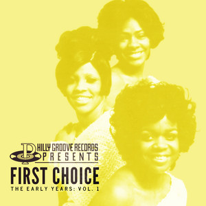 First Choice – Guess What Mary Jones Did (Acapella)