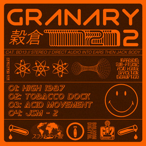 Granary 12 tickets and 2021 tour dates