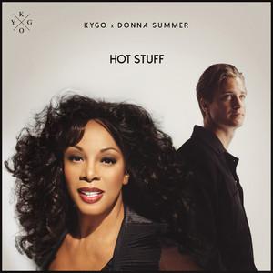 Hot Stuff cover art