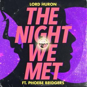 The Night We Met cover art