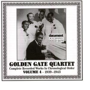 Golden Gate Quartet Vol. 4 (1939-1943) album