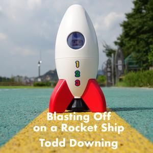 Blasting Off on a Rocket Ship