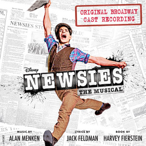 Newsies (Original Broadway Cast Recording) album