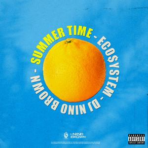 Summertime cover art