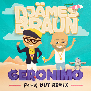 Djämes Braun - Geronimo