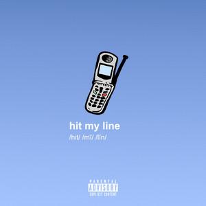 hit my line