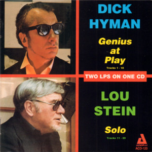 Genius at Play and Solo; Two LP's on One CD album