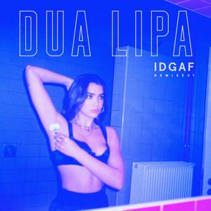 IDGAF - Darius Remix cover art