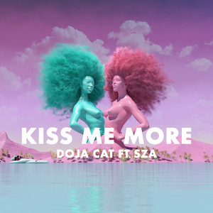 Doja Cat, SZA - Kiss Me More (feat. SZA)