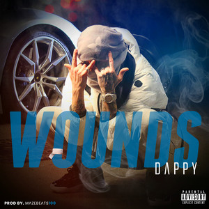 Wounds cover art