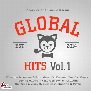 Global Hits, Vol. 1 (Compiled By Gülbahar Kültür) album