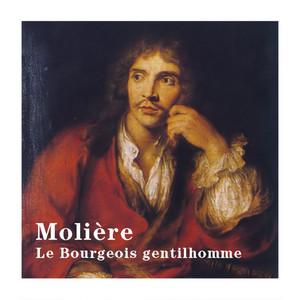 Le bourgeois gentilhomme : Acte V, Scène 5 (Lucile, Monsieur Jourdain, Dorante, Dorimène, Cléonte, Covielle) cover art