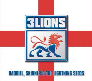 BADDIEL, SKINNER & THE LIGHTNING SEEDS - Three Lion