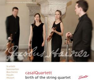 Sonata a 4 No. 4 in D Minor: I. Allegro