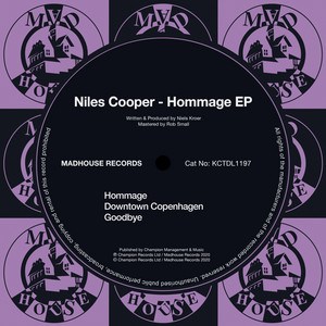 Niles Cooper · Downtown Copenhagen