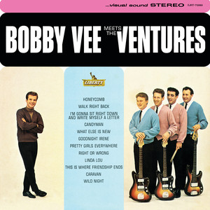 Bobby Vee Meets The Ventures album