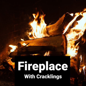 Christmas Fireplaces to Help You Relax cover art
