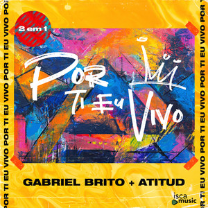 Por Ti Eu Vivo - Remix cover art