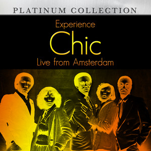 Experience Chic Live from Amsterdam album