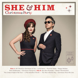 Happy Holiday cover art