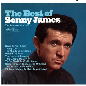 The Best Of Sonny James album